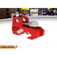 Multi- Functional Lockout Tagout For Breakers Electrical Security 60g Weight