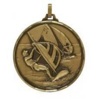 Buy cheap Wind Surfing Faceted Medal product