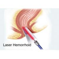 Buy cheap Hemorrhoid Treatment Laser Machine Faster Recovery 980nm Wavelength product