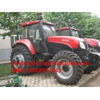90HP 4 Wheel Drive Tractors With Independent Double-acting Clutch 16Kn Towing Capacity