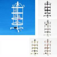 China Rotating Metal Earring Display Stand Holder Rack 108 Holes on sale