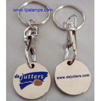 6607-3 Trolley Coin Keychains