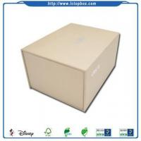Buy cheap Handmade Magnet Earphone Packaging Box product