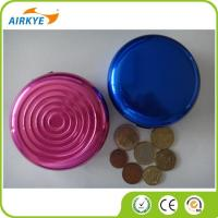China Promotional Aluminium EURO US Coin Holder Wallet on sale