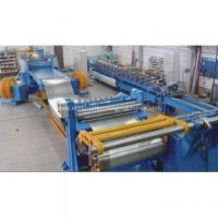 Buy cheap Cold Rolling Forming Machine Stainless Steel Coil Slitting Line from Wholesalers