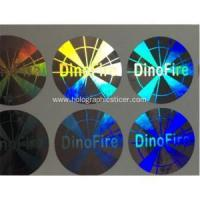 Buy cheap Security Tamper Evident Hologram Label Sticker product