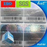Buy cheap Good Quality Tamper Evident Security Label product