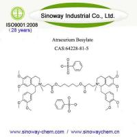 Buy cheap Atracurium Besylate CAS: 64228-81-5 product