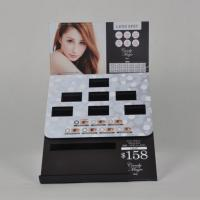 Buy cheap Custom High Quality Perspex Eyewear Display Acrylic Contact Lenses Display Stands for Retailers product