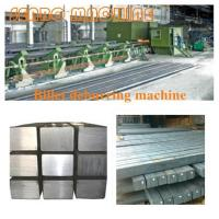 Buy cheap Industrial Automatic Steel Billet Grinding Deburring Machine product