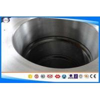 Machines Parts Hot Forging Stainless Steel 34CrMo4 / 1.7224 Grade Steel