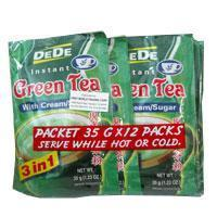 Buy cheap Instant Green Tea Ready Mix DEDE product