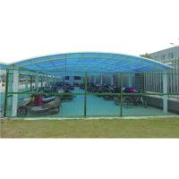 Buy cheap Aluminum automatic carport series -Smiry-ZXCP20 from Wholesalers