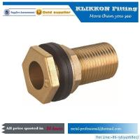 Buy cheap 3 Way Compression Threaded Nickel Chrome Plated Metric Plumbing Brass Copper Thread Pipe Fittings product