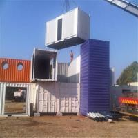 Buy cheap New Debut Easy Installation Modular Prefabricated Inhabitable Container Office from wholesalers