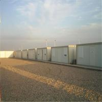 Buy cheap Vogue -designed Recycled Mobile Sandwich Panel Board Inhabitable Container Camp from wholesalers