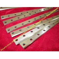 Buy cheap Flying Shear Blades 1100 X 100 X 30 from Wholesalers
