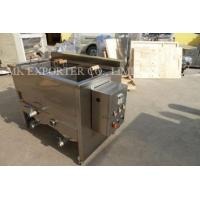 Small oil water deep fryer
