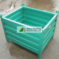 Buy cheap Warehouse Steel Fixed Stacking Container product