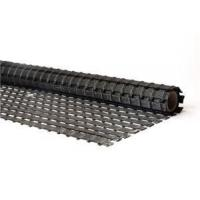 Buy cheap High Strength Uniaxial PVC Coated Polyester Geogrid for Retaining Walls and Slope Stabilization from wholesalers