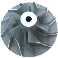 Buy cheap Turbo Charger Aluminum Billet Compressor Wheel from wholesalers