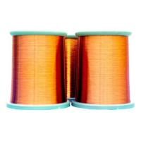 Buy cheap Copper enamelled round copper wire product