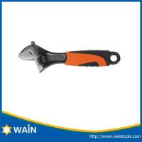 Buy cheap Pearl Nickel Finish Mini Adjustable Wrench product