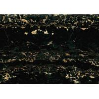 Buy cheap Italian Black and Gold Marble Stone Nero Portoro Marble for Expensive Countertops and Wall product