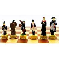 Buy cheap Chessboard with Polyresin chess piece Product Model: KC-01 product