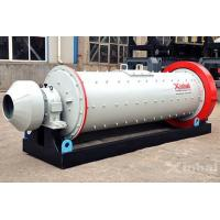 Buy cheap Cylinder Energy Saving Overflow Ball Mill product