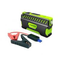 Buy cheap 12000mAh Car Jump Starter Auto Booster Power Bank with Clamps product