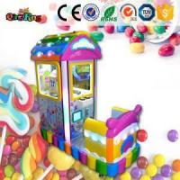 Buy cheap Qingfeng 2017 children machines claw candy cheap push candy vending game machine product