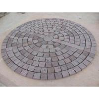 Construction Stone Red Porphyry paving