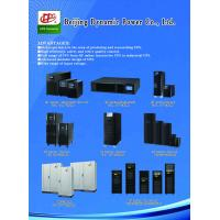 Wall Mounted Power System UPS Products Line