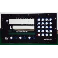Buy cheap Electric Fan Acrylic / PMMA Front Panel And Membrane Switch Manufacturer product