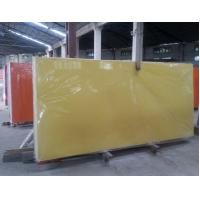 Buy cheap Other Natural Stone Yellow Quartz product
