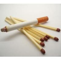 Buy cheap Wood Matches with White Card Board in Bulk product