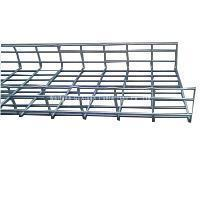 Buy cheap Powder Coated Cable Tray Wire Mesh Cable Tray product