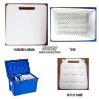 Buy cheap Accessories for cooler box-water tank, isolation plate and tray product