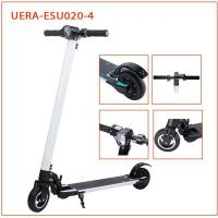 24V 6.6AH Motorized Kick Scooter Foldable Electric Scooter With LED Display