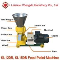 Buy cheap Kl150b 4kw Poultry Feed Pellet Mill product