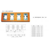 Buy cheap SM series of insulator PMJ11-4 3 x3 insulated busbar frame product