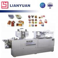Blister packing machine Chocolate Flat Plate Blister Packing Machine