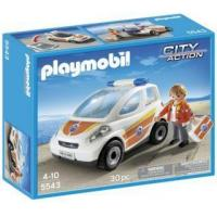 Playmobil #5543 - Emergency Vehicle