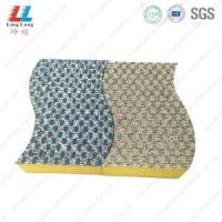 Buy cheap waves shape new kitchen cleaning style sponge product