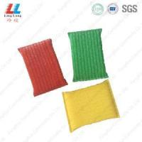 Buy cheap Golden and silver sponge kitchen cloth product