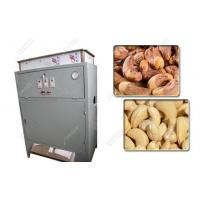 Buy cheap High Efficiency Cashew Nut Peeler for Business Cashew Nut Decorticator Machine Suppliers product