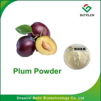 Buy cheap PlumPowder/Good Quality Beverage Additives Plum Fruit Powder with Good Water Soluble / Free Sample product