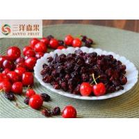 New Crop Freeze Dried Fruit Whole Cherry With Natural Color Fast Delivery