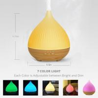 Buy cheap Wooden Essential Oil Humidifier product